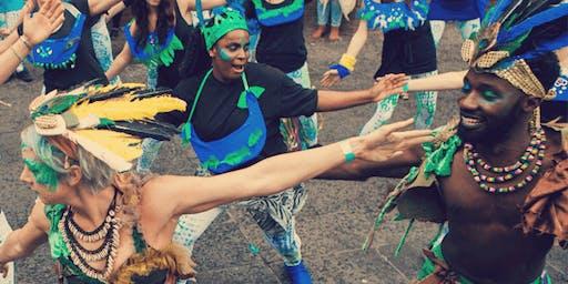 ¡VAMOS! NE 2019: Mardi Gras Parade