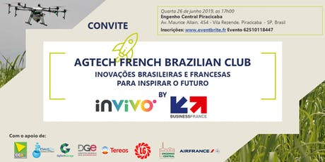 AgTech French Brazilian Club ingressos