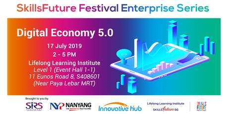 Digital Economy 5.0  tickets