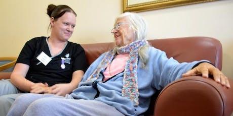 Day 4: Palliative care in residential aged care settings | CLACN Mandurah Seminar Series tickets