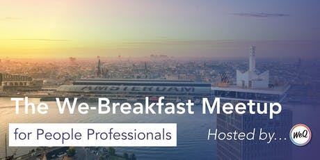 We-Breakfast Club for People Professionals @ A'DAM Tower tickets