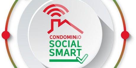 CONDOMINIO SOCIAL SMART biglietti