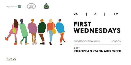 First Wednesdays: One Year Anniversary at European Cannabis Week tickets