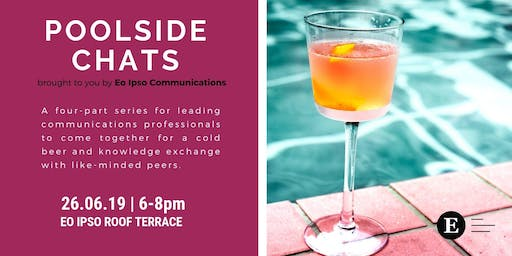Poolside Chat #1: The State of Communications