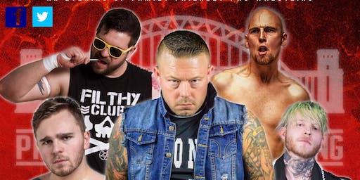 Live Wrestling - Gateshead!