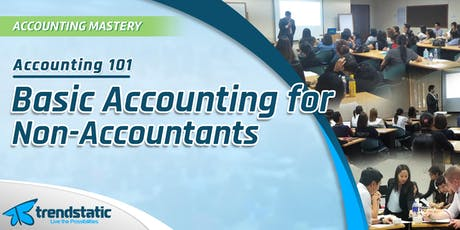 Accounting for Non-Accountants July 2-3, 2019 tickets