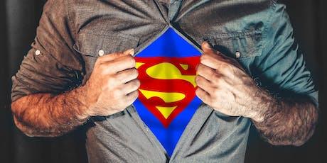 Erwecke die Superheld*in in Dir tickets