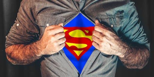 Erwecke die Superheld*in in Dir