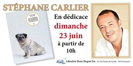 Rencontre / Dédicace avec Stéphane Carlier tickets