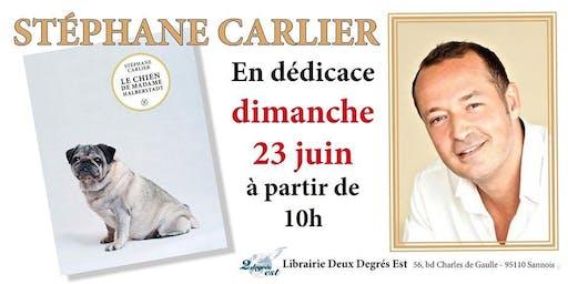 Rencontre / Dédicace avec Stéphane Carlier