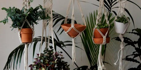 Drink and Make - Macrame Workshop  tickets