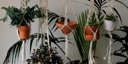 Drink and Make - Macrame Workshop