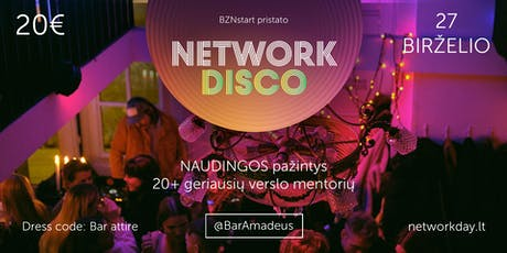 Network Disco tickets
