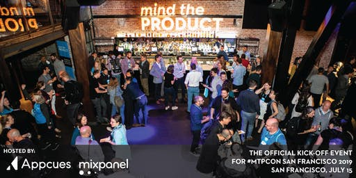 Mind the Product San Francisco 2019 - The Official Kick-Off Event