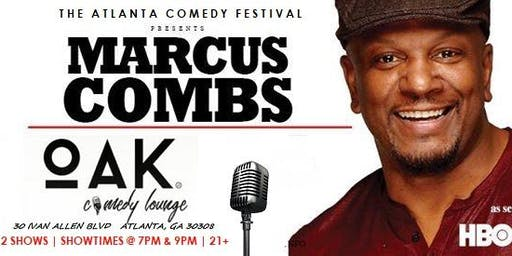 Comedian Marcus Combs LIVE!!