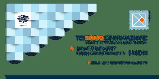 Tessiamo l'innovazione | Ecosistema Puglia