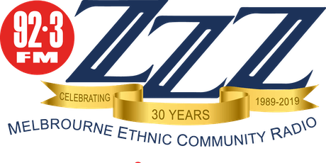 3ZZZ: celebrating 30 years of Australia's largest ethnic community radio station tickets