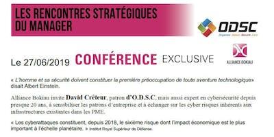 Conférence Lunch & Learn sur les cyber risques des PME