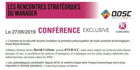 Conférence Lunch & Learn sur les cyber risques des PME tickets