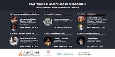 Programma di accensione imprenditoriale | 6° incontro