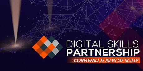 CIoS Digital Skills Partnership Prioritisation Event tickets
