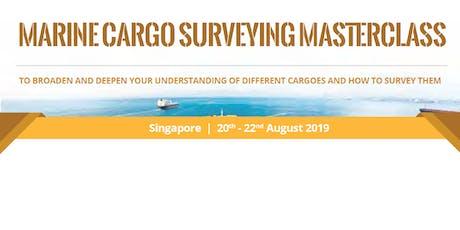 Marine Cargo Surveying Masterclass tickets