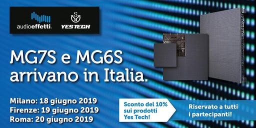 Evento Yes Tech Roma
