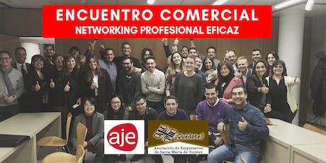 ENCUENTRO COMERCIAL AJE vs Empresarios Santa Marta entradas