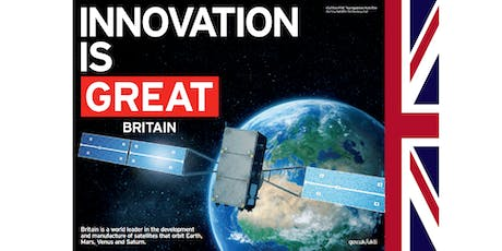 Lifting Off: The UK Space Industry Looks to the Future tickets