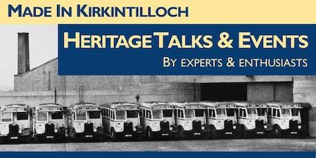 Heritage Talks & Films at Kirkintilloch Town Hall tickets