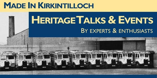 Heritage Talks at Kirkintilloch Town Hall