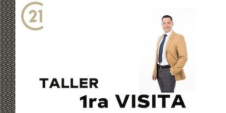 """Taller """"La importancia de la 1º impresión con un cliente"""" entradas"""