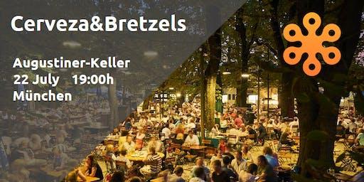 Cerveza & Bretzels in Munich - Outvise