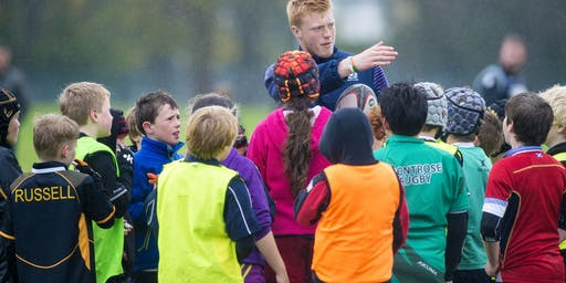 UKCC Level 1: Coaching Children Rugby Union - Larbert High School (closed)