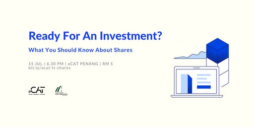 Ready for an investment? What you should know about shares
