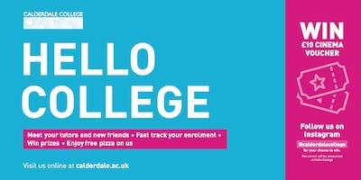 Hello College