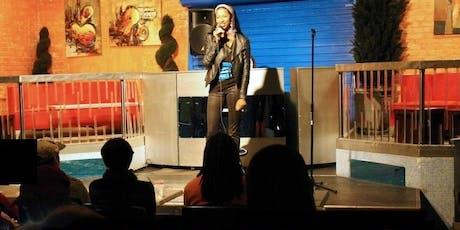 Sunday Night Comedy @ Oak Lounge tickets
