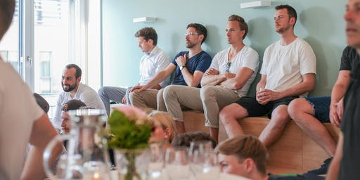 Digitale Leute Meetup #8 - Product Design Best Practice at Pitch and Contentful