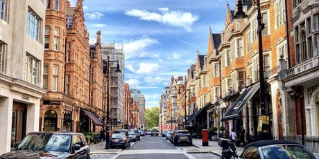 PROPERTY NETWORKING EVENT MAYFAIR. tickets