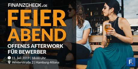 Afterwork@FINANZCHECK.de Tickets