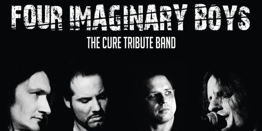 The Cure Tribute - Four Imaginary Boys