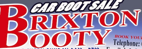 Brixton Booty - Car Boot Sale tickets
