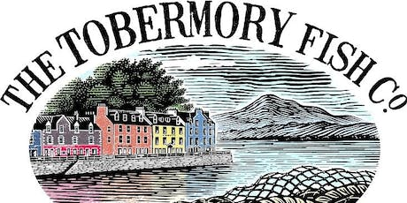 The Tobermory Takeover 2! Fine wine and seafood tasting with Bibo Wine & Events tickets