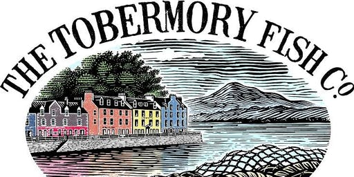 The Tobermory Takeover 2! Fine wine and seafood tasting with Bibo Wine & Events