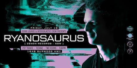 Ryanosauras (NSW) at Sooki Lounge tickets