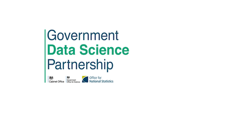Government Data Science Community Meet-up 27th June 2019 tickets