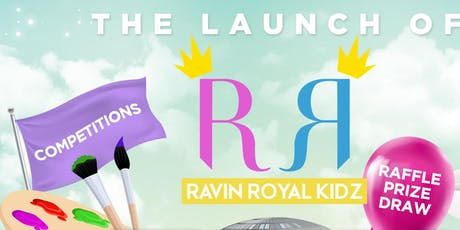 Ravin Royal Kidz Summer Fun Day tickets