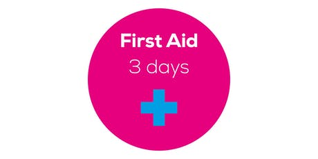 First Aid at Work - 3 days tickets
