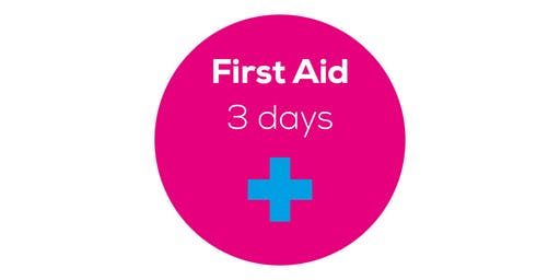 First Aid at Work - 3 days