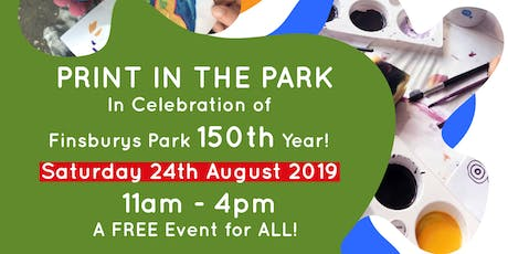 Print In the Park  tickets